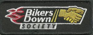 Patches can be purchased at Riding in Style Leather (512 Sackville Dr, Lower Sackville, NS) for $10.00